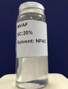 新品 | 酯溶性三元羟基氯醋树脂MVAF