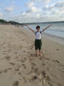 潘高化工参加展会后游玩印度尼西亚