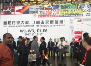 展会快讯 | 潘高化工应邀参展中国国际涂料展