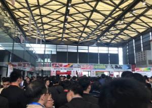 头条 | 潘高化工参展2017中国国际涂料展