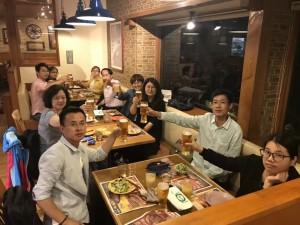 2018潘高化工员工旅游摘记