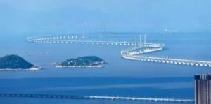 港珠澳大桥正式通车!哪家哪些涂料企业参与?