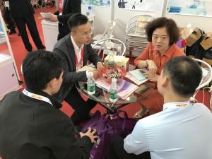氯醋树脂提供商参加中国国际涂料展