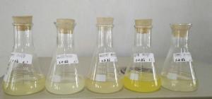 氯醋树脂溶解性的说明