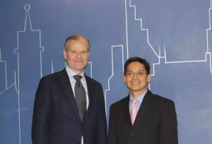 阿克苏诺贝尔COO携中国区新任领导人首次发声:更专注长期目标