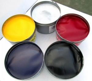 UV油墨的特点