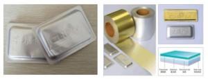 氯醋树脂提高铝箔材料的附着力